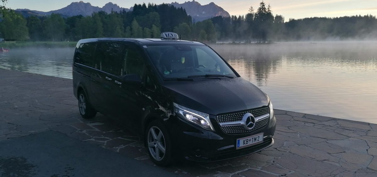 Kitzbühels No. 1 Taxi company
